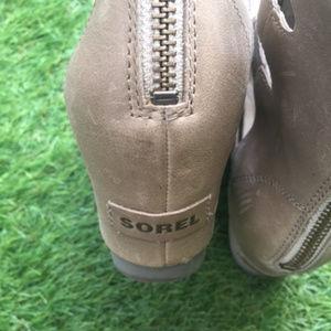 Sorel Shoes - Joanie Gladiator Wedge Sandal